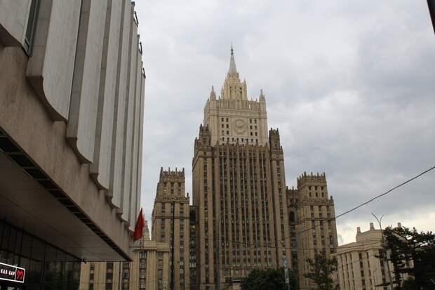 Альтернативу платёжной системе SWIFT в России допустил МИД