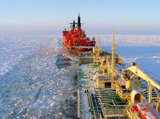 Кто пойдёт на Север: уроки блокировки Суэцкого канала