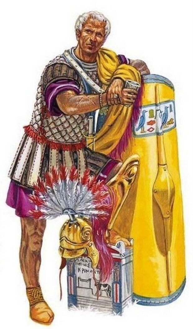 Римская армия в стране Фараонов Cat_cat, Длиннопост, История, Лига историков, Война, Рим, Египет, Античность