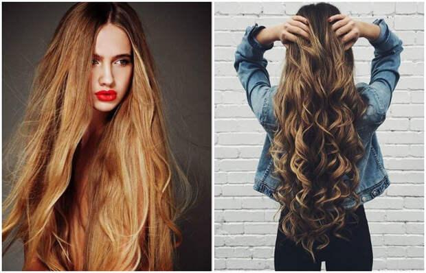 ТОП-10 продуктов для здоровых и длинных волос