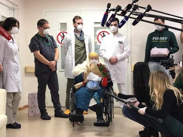 В России от коронавируса излечились уже 53 530 пациентов, скончались 2 305