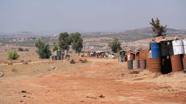 ЦПВС сообщил о гибели трех сирийских военных при обстреле боевиков в Идлибе