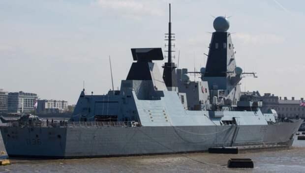 «Путин, жги»: Англичане поддержали выдворение британского эсминца из вод России