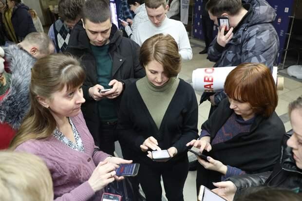 Веселый онлайн флешмоб #Отбросьте Нетрости! запустили незрячие в Нижнем Новгороде