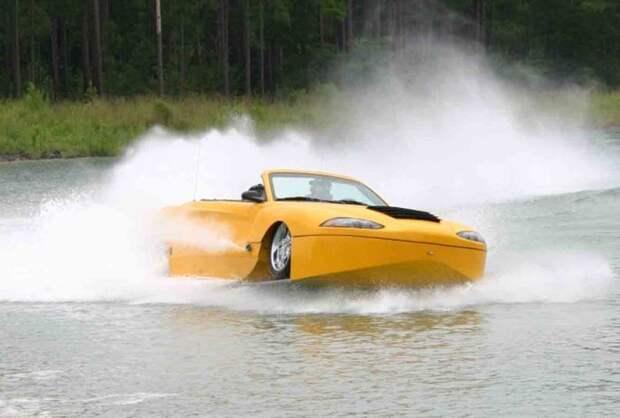 7. Hydra Spyder авто, автомобили будущего, уникальные автомобили