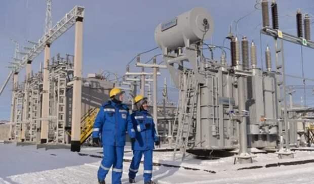 Энергетический центр создан наГаршинском месторождении