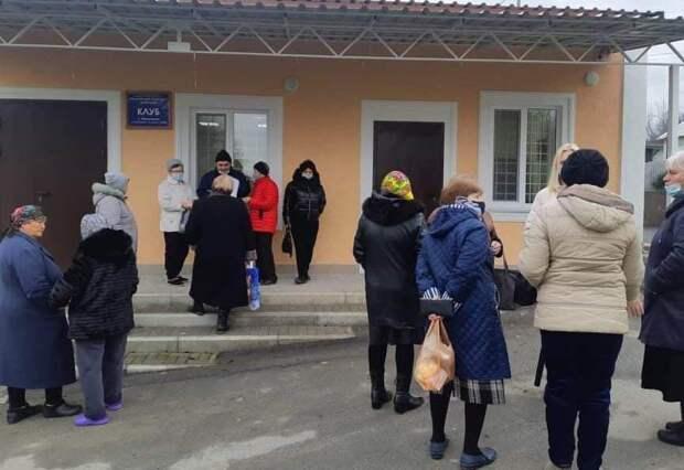 Жители Фронтового не дождались ни газа, ни Развожаева
