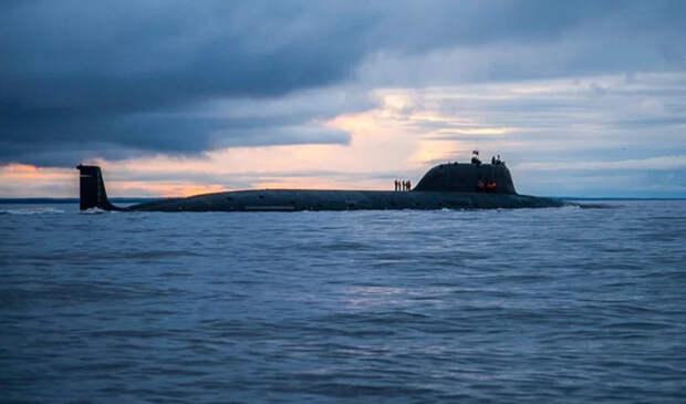 Слежка за российской подлодкой обернулась для США неожиданными последствиями