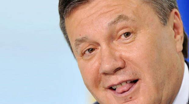 Блог Павла Аксенова. Анекдоты от Пафнутия. В.Ф. Янукович