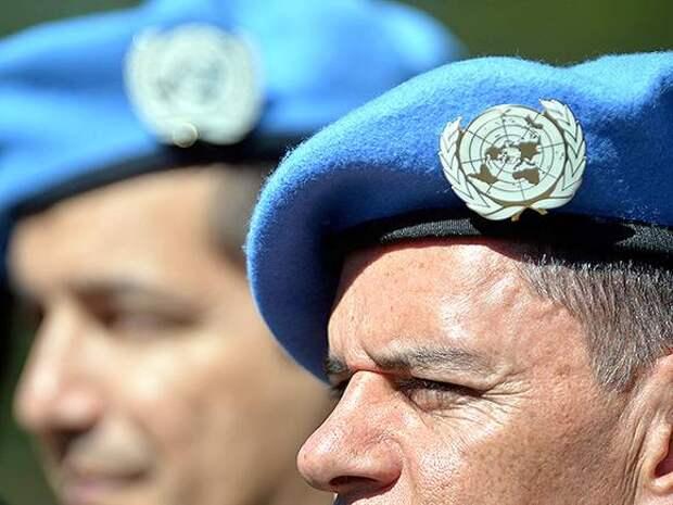 ООН оценила возможность отправки миротворцев на Украину