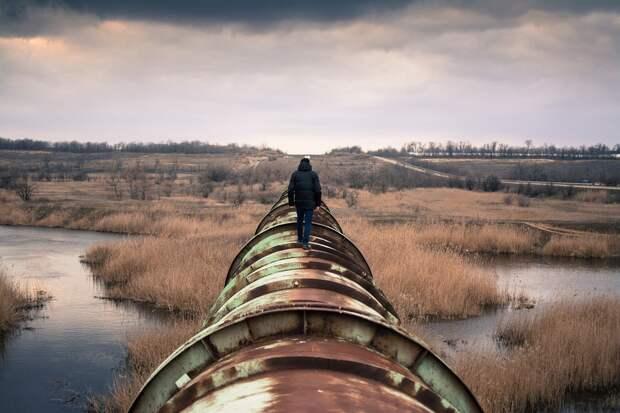 В США назвали российский газ «самым грязным» в мире