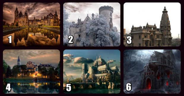 Тест личности – Зачарованный Замок: узнайте скрытые тайны вашей души