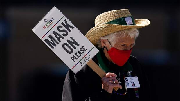 В США спорят о масках: почему от них не спешат отказываться, несмотря на решение властей