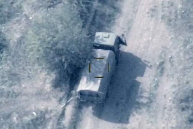 Группа спецназа ВС Армении уничтожена военными Азербайджана