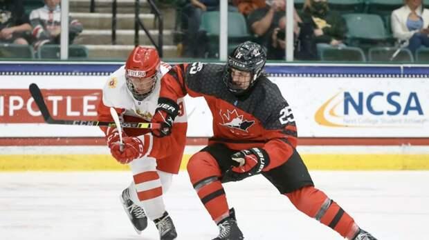 Тренер сборной Канады прокомментировал победу над Россией в финале ЮЧМ-2021