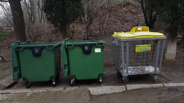 Золотые мусорники покупает убыточное госпредприятие Крыма