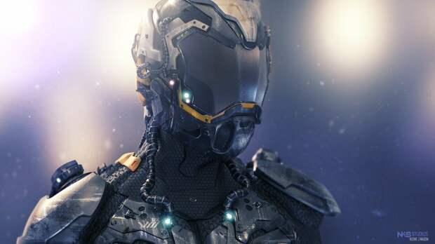 Спецназовец из 2036 года