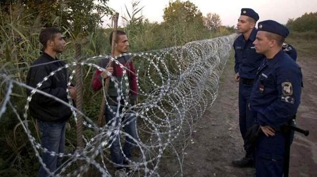 Правозащитники обвиняют Венгрию в применении «фашистских методов»