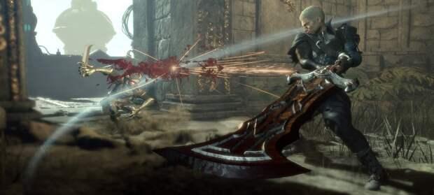 Куча геймплея демоверсии Stranger of Paradise: Final Fantasy Origin