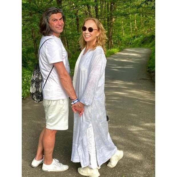 «Неожиданно, совет да любовь», – в Сети появились фото Николая Цискаридзе с подругой