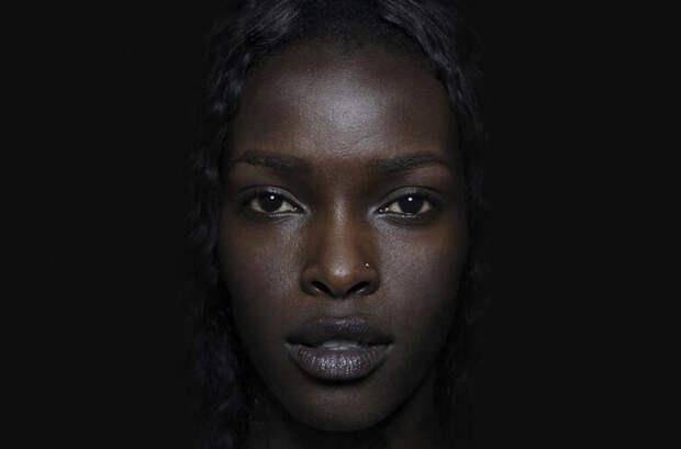 Фотопроект показывающий, что все национальности мира прекрасны