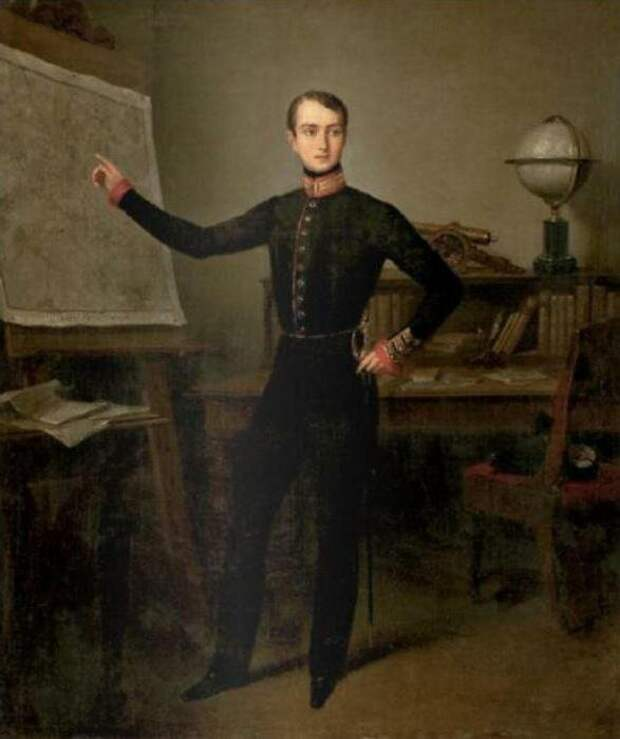 Граф Николай Орлов.