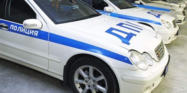 Водитель каршеринга сбил мужчину на Новопесчаной