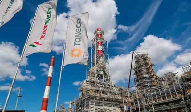 «Татнефть» будет отправлять половину топлива на внутренний рынок