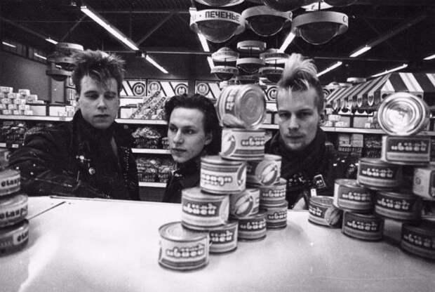 70 искренних фотографий эстонской панк-культуры 1980-х годов 52