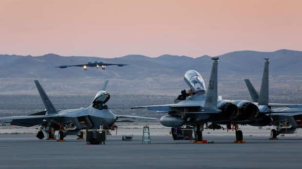 Господство в воздухе: в США призвали создать новую авиацию