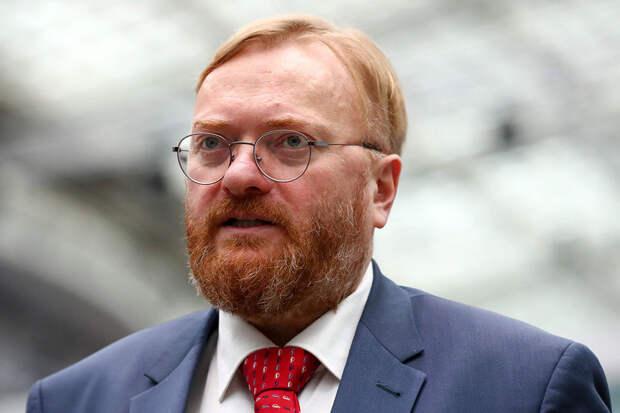 Милонов ответил, могли бы он стать преемником Жириновского
