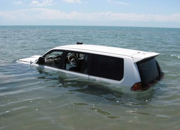 Как определить, когда перекупы пытаются всучить автомобиль-утопленник
