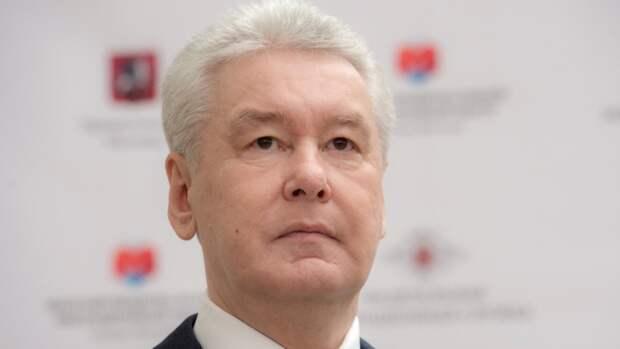 Собянин напомнил горожанам о работе павильонов «Здоровая Москва»