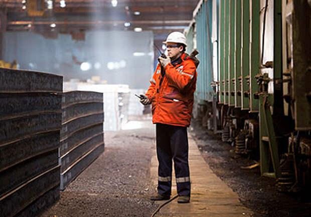 Evraz в 1 квартале сократил производство стали на 4%