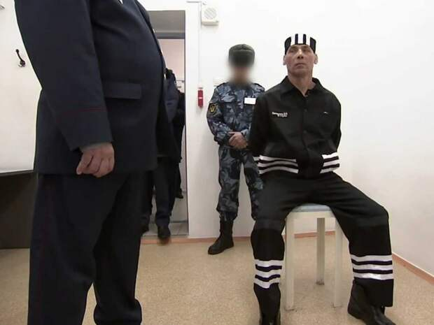 Как устроена одна изсамых суровых тюрем России «Черный дельфин»
