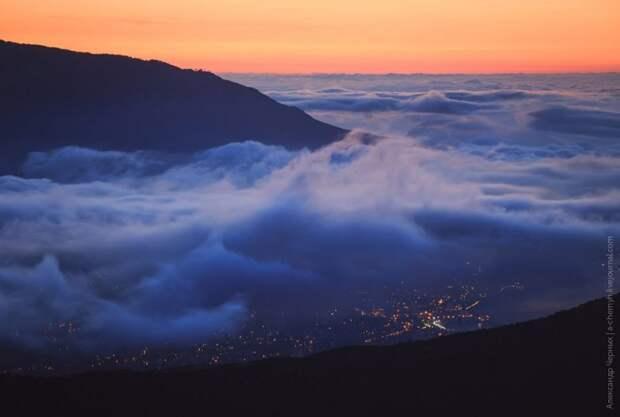 В подоблачной выси: гора Ай-Петри