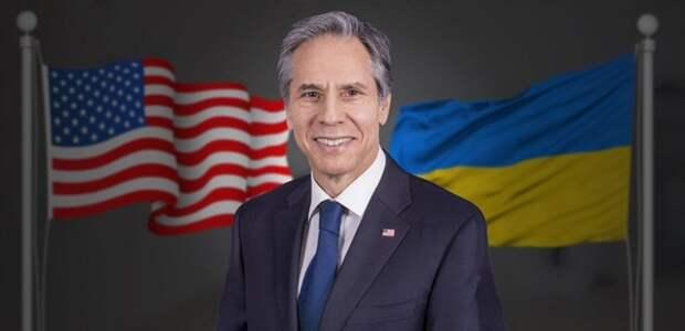 Блинкен рассказал о решимости США после визита в Украину