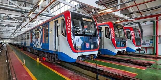 В 2021 году в столичное метро вновь вернутся женщины-машинисты/mos.ru