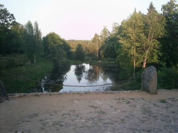 Василёво. Чёртов мост