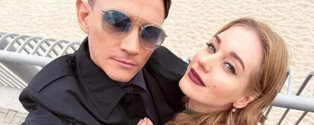 Кристина Асмус была замечена в объятиях Сергея Гилева
