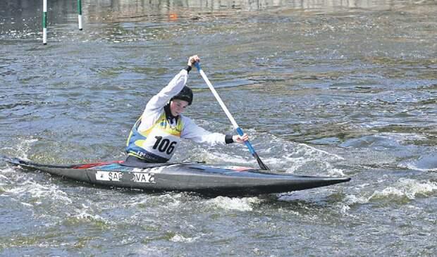 В Покровском-Стрешневе прошёл чемпионат Москвы по гребному слалому