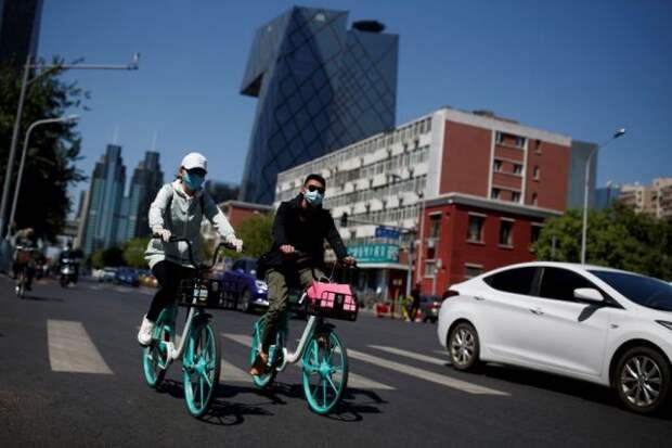 Население Китая увеличилось на 72 млн за последние 10 лет