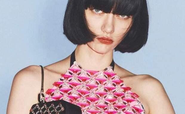 Forbes и Vogue назвали девушку из Новосибирска «самой красивой русской»