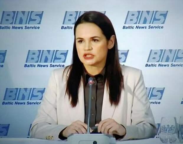 Тихановская требует исключить Белоруссию из Международной организации гражданской авиации