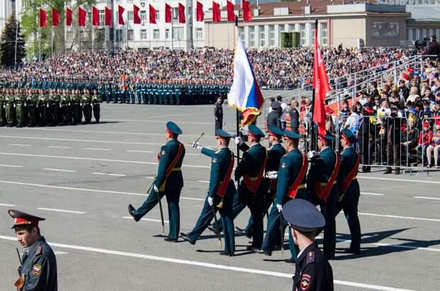Парад ко Дню Победы 9 мая 2021 в Симферополе: когда начнётся, какие улицы перекроют