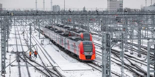 Пешеходная зона к станции МЦК «Ростокино» появится в 2022 году