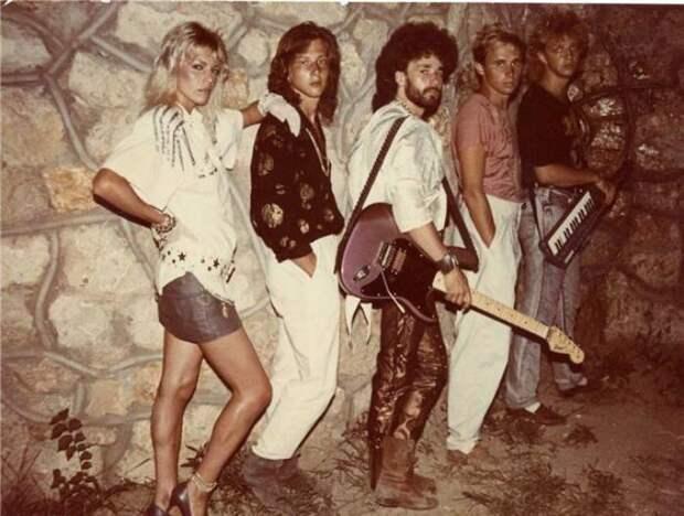 Группа *Мираж*, 1989 | Фото: pikabu.ru