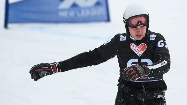 Российские сноубордисты заняли весь пьедестал в параллельном слаломе на юниорском чемпионате мира в Красноярске