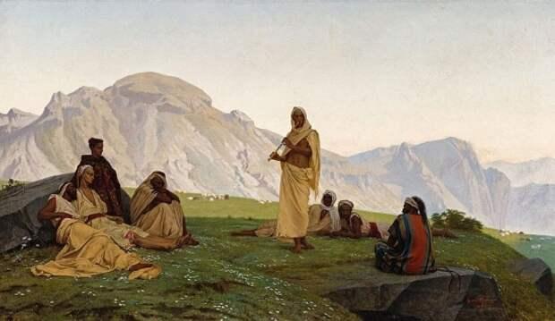 Художник Gustave Clarence Rodolphe Boulanger (1824 – 1888). Мастер салонной живописи