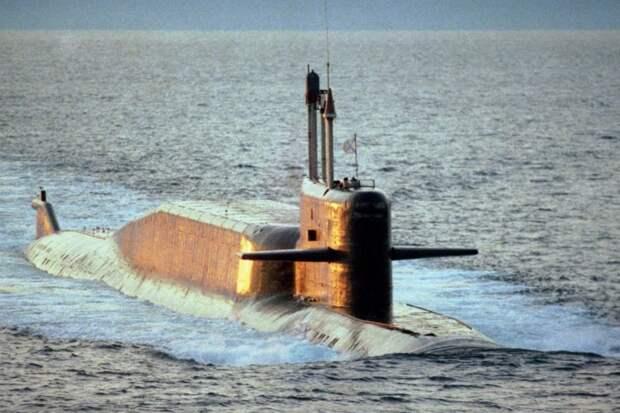 ВМФ России откажется от подлодок-рекордисток
